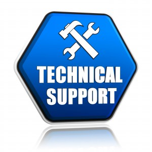 Technical Support White Patch